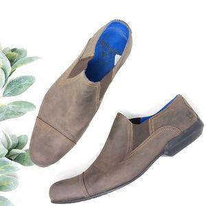 JOHN FLUEVOG Slip On Leather Loafer 10